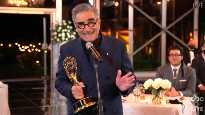 'Schitt's Creek', 'Succession' en 'Watchmen' grote winnaars virtuele Emmy Awards