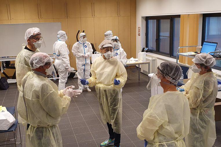 Woonzorgcentrum De Meander in Zele bleef tot nu toe gespaard van het coronavirus, maar vrijdag testte een bewoner van afdeling De Oever alsnog positief op Covid-19.