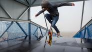Skaters palmen zaterdag en zondag evenementenhal Eeklo in