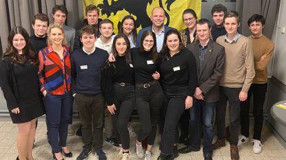 Toon Boone is de eerste voorzitter van jong N-VA in Diest en Scherpenheuvel-Zichem