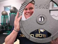 Ondanks ervaring zal Ielja Strik op EK klassiek powerliften nerveus zijn