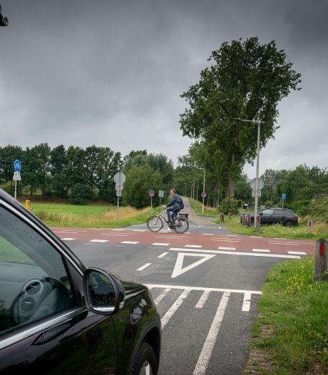 Hoe voorkomen we ongelukken op het RijnWaalpad? 'Verkeersborden blijkbaar niet voldoende'
