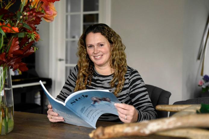 Marja Verhoeve is de hoofdredacteur van het nieuwe magazine Stel.