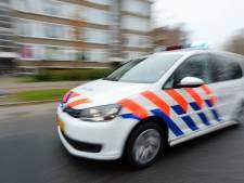 Ongeluk met vrachtwagen op N272 bij Elsendorp