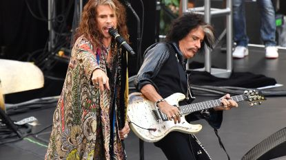 Aerosmith komt naar Graspop Metal Meeting