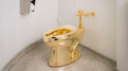 Guggenheim Museum weigert schilderij uit te lenen aan Trump, maar biedt hem in ruil gouden toilet aan