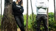 Vrienden starten kledinglijn met Limburgs dialect