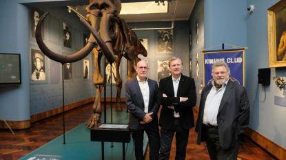 Na 30.000 jaar: 'Lierse' mammoet weer thuis