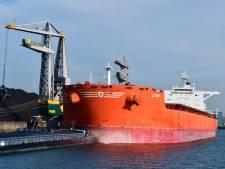 Nieuw record in Vlissingse haven