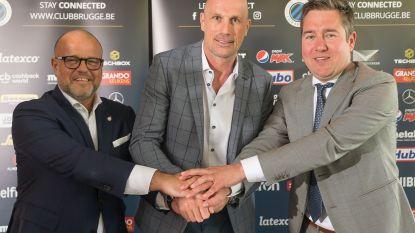 """Dit was de voorstelling van Clement bij Club Brugge: """"Philippe is de beste trainer van België"""""""