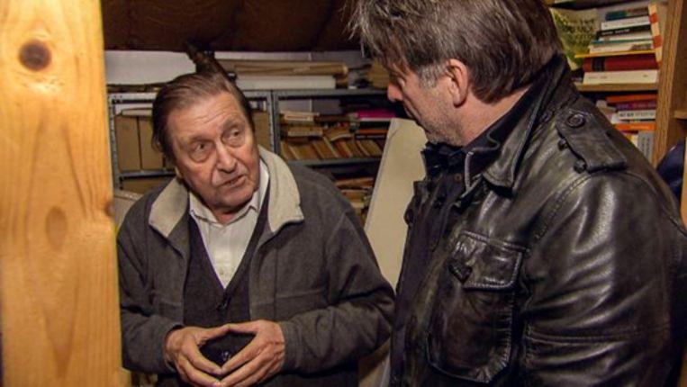 Etienne Vermeesch en Luk Alloo