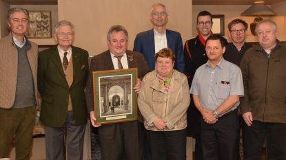 Last Post Association bedankt Jef Verschoore voor samenwerking