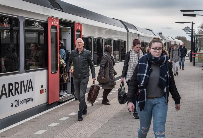 De Raad van State is de provincie Gelderland bijgevallen: er komt dubbelspoor tussen Zevenaar en Didam.