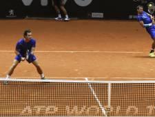 Koolhof en Sitak laten kwartfinale Roland Garros glippen