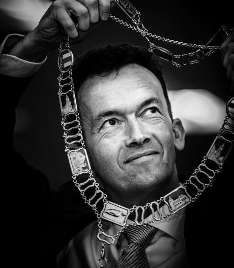 Luciën van Riswijk, burgemeester van Druten, keert terug naar zijn Pannerdense roots