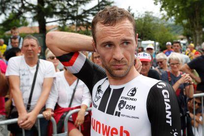 Edward Theuns laat contract ontbinden bij Sunweb, dat Jan Bakelants binnenhaalt
