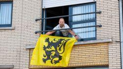 """""""Omgekeerde democratie!"""", """"Buitenspel gezet!"""", """"Een lege doos!"""": daarom hangen zij de Vlaamse Leeuw uit"""