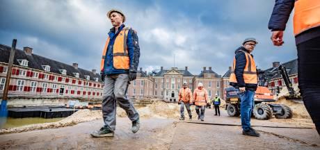 Arbeidsinspectie onderzoekt ernstig ongeval bij asbestsanering Paleis Het Loo Apeldoorn