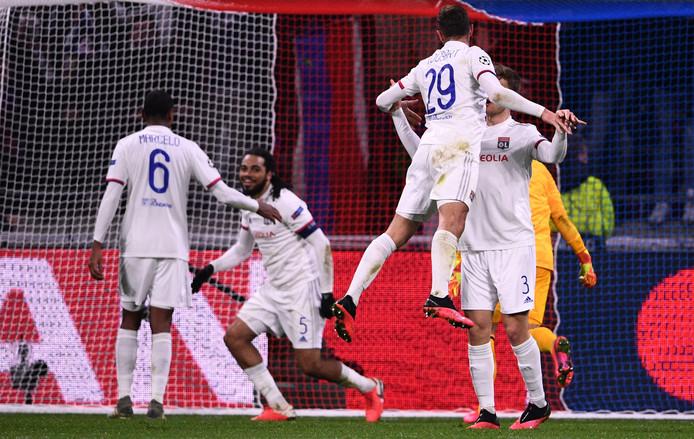 Tombeur de la Juve, l'Olympique Lyonnais de Jason Denayer peut rêver de l'exploit.