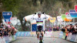 Van der Poel viert ook feest in Hamme, sterke Sweeck tweede in Flandriencross