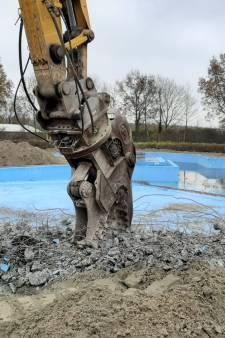 Sportcentrum Kapelle krijgt tóch tribune op hoog niveau