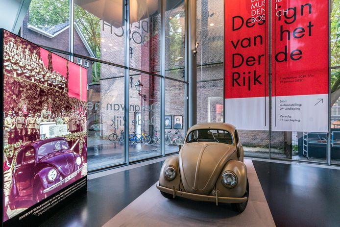 Design Museum Den Bosch presenteerde de eerste grote overzichtstentoonstelling van design van het Derde Rijk.
