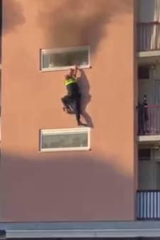 Politie houdt verdachte aan voor steekpartij en explosie in Utrechtse flat