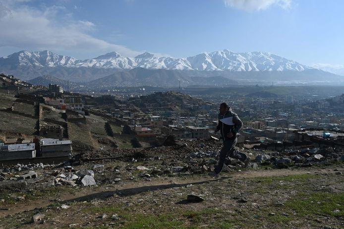 Qarghameer bij Kabul.
