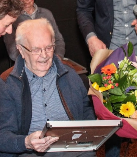 Overleden Antoon van der Stappen (100) gaf Heesch een prachtig tijdsbeeld