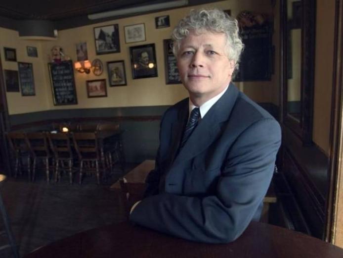 Burgemeester Ruud Severijns.
