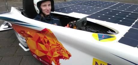 't Hooghe Landt bracht student Jelle (24) in Nuon Solar Team