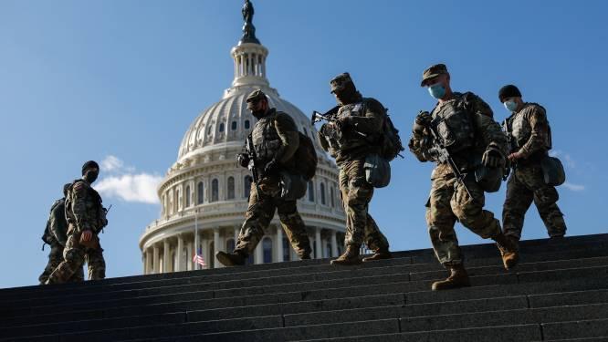 Geweld bleef achterwege tijdens eedaflegging van Joe Biden, maar risico op aanslagen stijgt