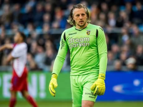 Pasveer mikt op rentree Vitesse tegen Bayer Leverkusen