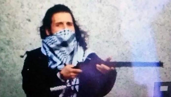 De Canadese schutter Michael Zehaf-Bibeau (32).