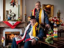 Huizen in Oeteldonkse kleuren: 'Als ik jullie huis zie, weet ik dat carnaval gaat beginnen'