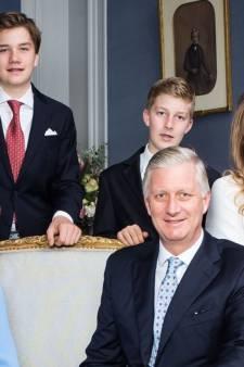 La princesse Elisabeth passe du temps en famille après son anniversaire