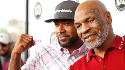 """Mike Tyson na dopingfraude van 'zwangere' basketter: """"Ik gebruikte de urine van mijn zonen"""""""