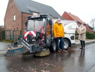 Veegwagen doorheen het jaar, pekelwagen in de winter: gemeente investeert 160.000 euro in nieuw voertuig