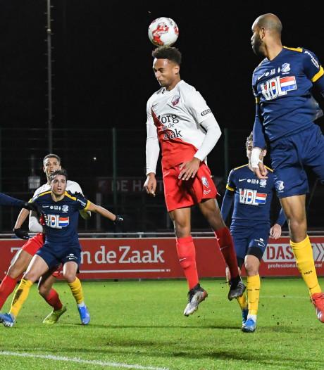 Samenvatting | Jong FC Utrecht - FC Eindhoven