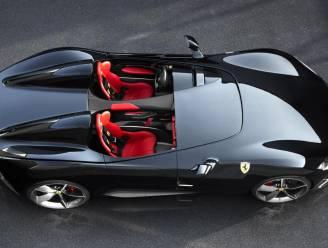 Red Bull-coureur Verstappen koopt wagen van 1,6 miljoen bij concurrent Ferrari