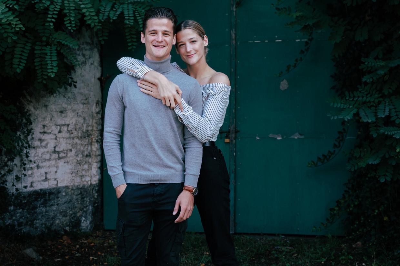 Arno en Nora Monsecour: ' Voor al mijn zorgen rond zelfvertrouwen is mijn broer de eerste persoon die ik aanspreek.'