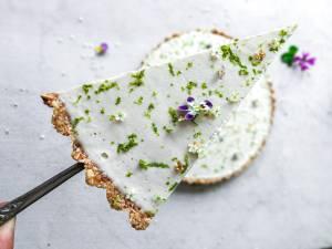 Wat Eten We Vandaag: Kokos-limoentaart