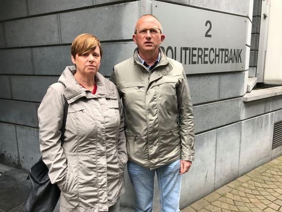 Martine Lauwers en Christiaan Bruynseels, de ouders van Peter, die vijf jaar geleden om het leven kwam tijdens 'Hulshout Beach'.