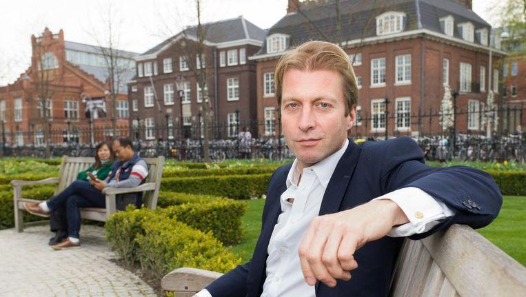 Taco Dibbits: '' Beeld Ivo van der Bent