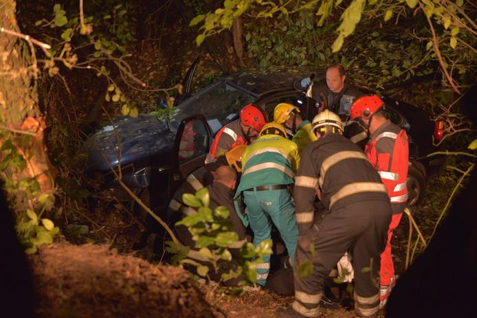Ongeval op Ekkersrijt in Son en Breugel