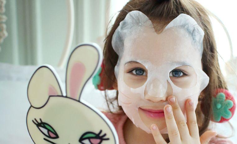 ShuShu Cosmetics was het eerste merk dat uitpakte met een nieuwe lijn voor jonge kinderen (vanaf vier jaar).