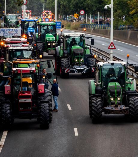 Supermarkten: 'dreiging boeren om voedselvoorziening plat te leggen is ernstig'
