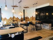 Hij is open, de nieuwe Franse fastfoodketen O'Tacos op het Stationsplein