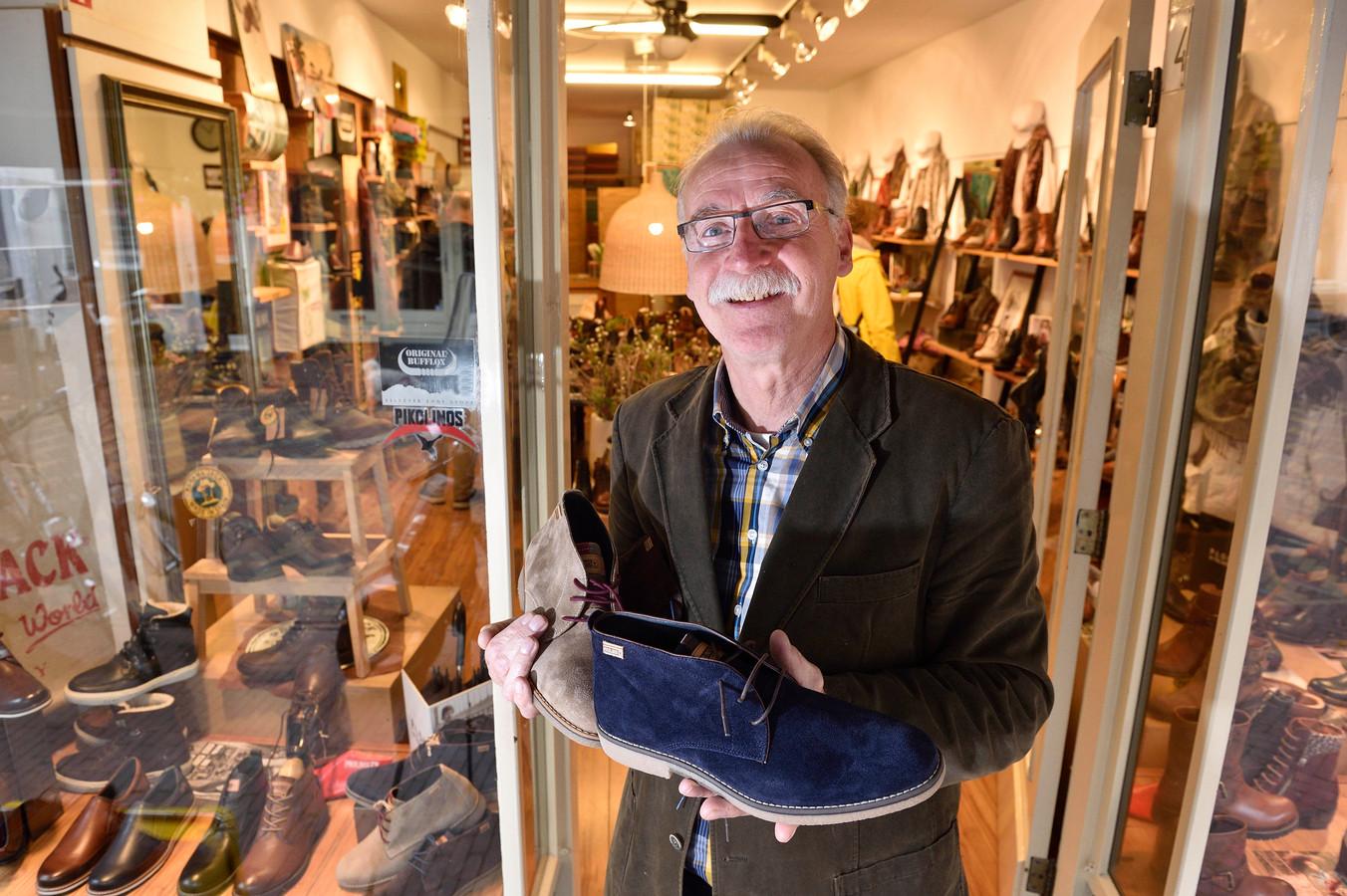 5d483230eaf Jan Telkamp: ,,Ik kan inmiddels aardig inschatten welke schoenen bij iemand  passen.