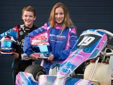 Jonge race-toppers: Fietsen gevaarlijker dan karten